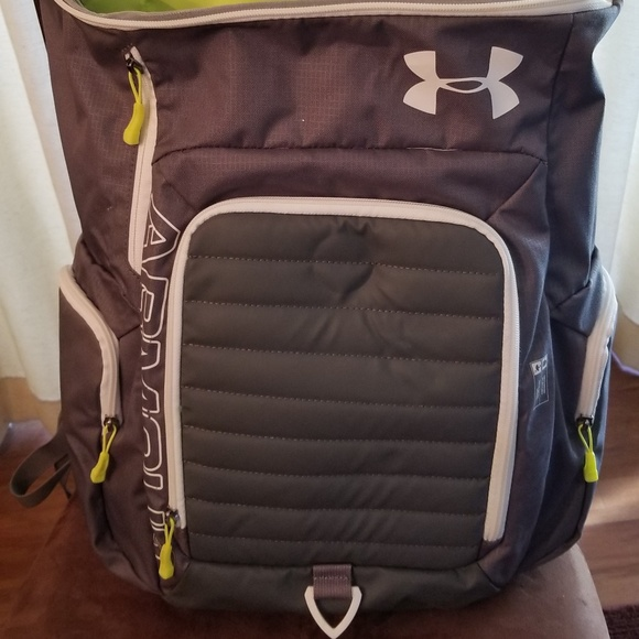 acb8722474 Under Armor VX2-Undeniable Ball Backpack. M 5be73185194dadc29c03f55d